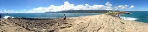 12. hawaii oahu wicked pano panorama beach sand sunshine summer september usa america